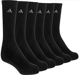 Adidas Mens Athletic Crew Socks