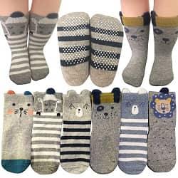 Baby Socks 6 Pairs