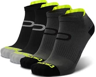 Crucial Compression Ankle Compression Running Socks