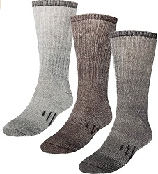 DG Hill 80% Merino Wool Socks