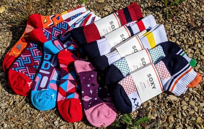 Different Types of Socks for Men