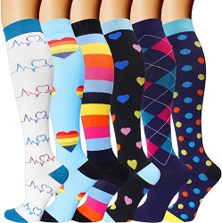 Double Couple Compression Socks