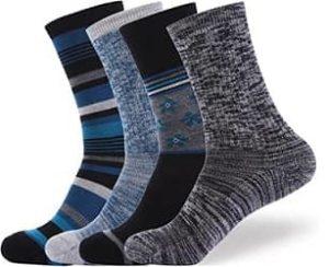 EnerWear-Coolmax Merino Wool Sock