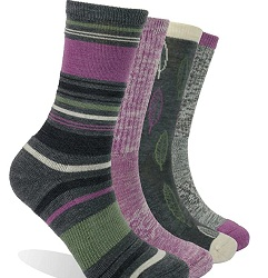 EnerWear-Coolmax Trail Socks