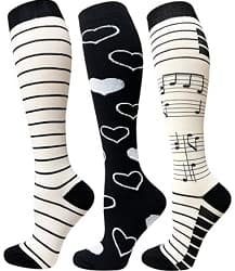 Fuel Me Foot Compression Socks