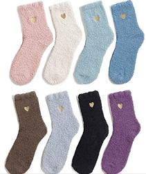 Fuzzy Warm Slipper Socks