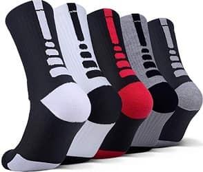 JHM Basketball Compression Athletic Socks