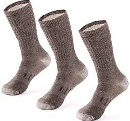 MERIWOOL Merino Wool Hiking Socks