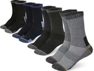Pembrook All Season Crew Boot Socks