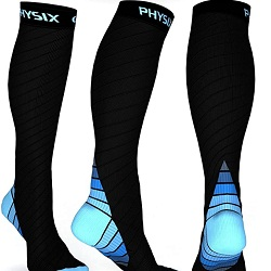 Physix Gear Sports Compression Socks