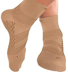 Techware Pro Ankle Compression Socks