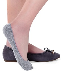 Toes Home Ultra Low Cut Liner Socks