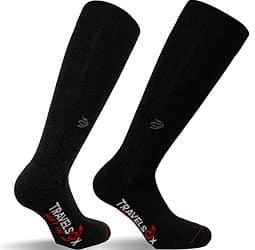Vitalsox Travelsox TSS6000 Graduated Compression Socks