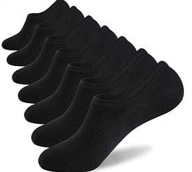 Wander No Show Socks
